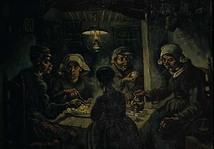 Los comedores de patatas-Vincent van Gogh- www ...