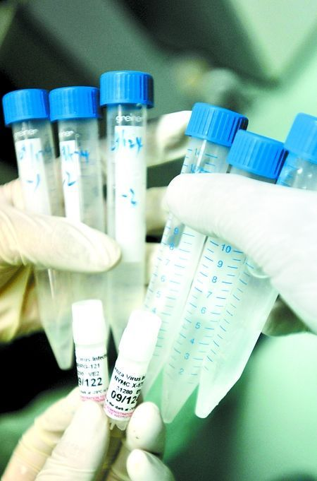 Combatir la gripe H1N1