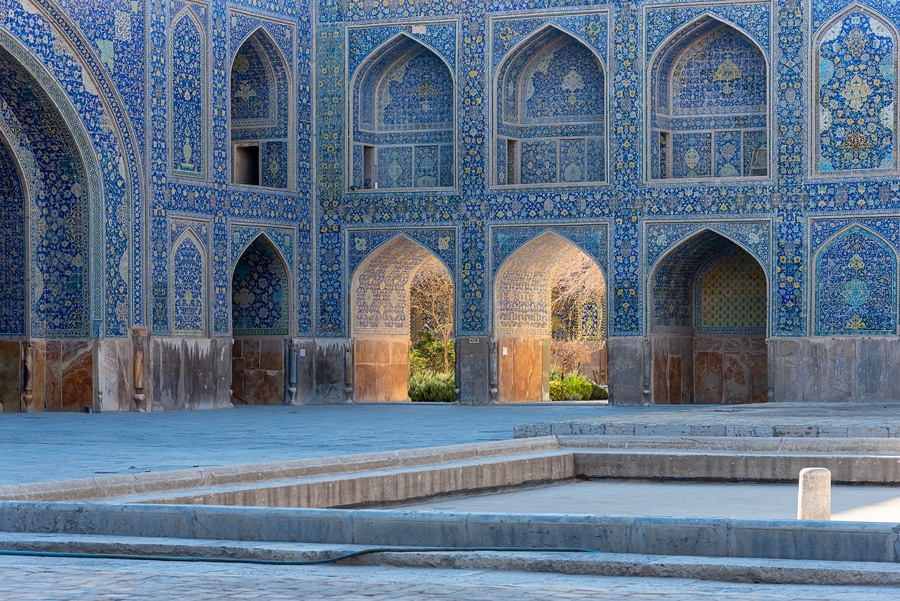 Iran una rica cultura milenaria