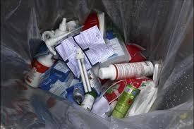 El reciclaje de los medicamentos