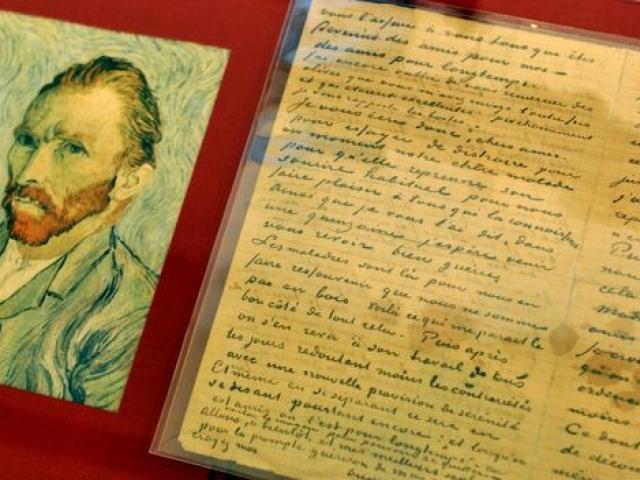 Las cartas de Vincent van Gogh