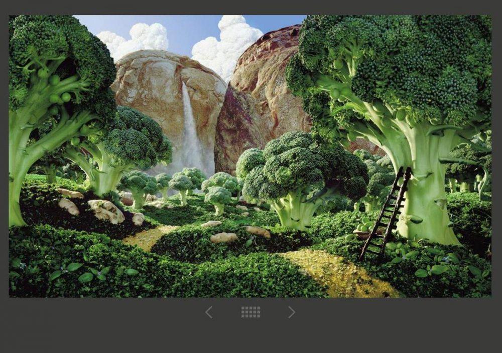 foodscapes | Quiero aglo Diferente