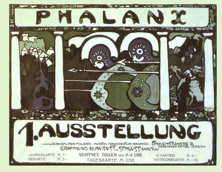 Kandinsky_Poster-for-the-First-Phalanx-Exhibition.-1901