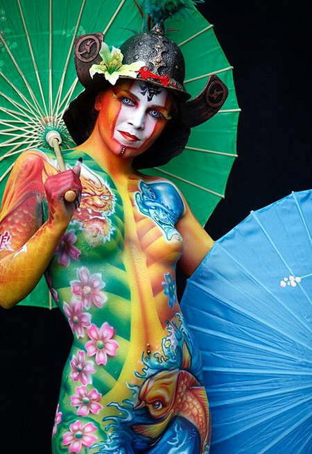 body-art-espectacular-02 Body Painting