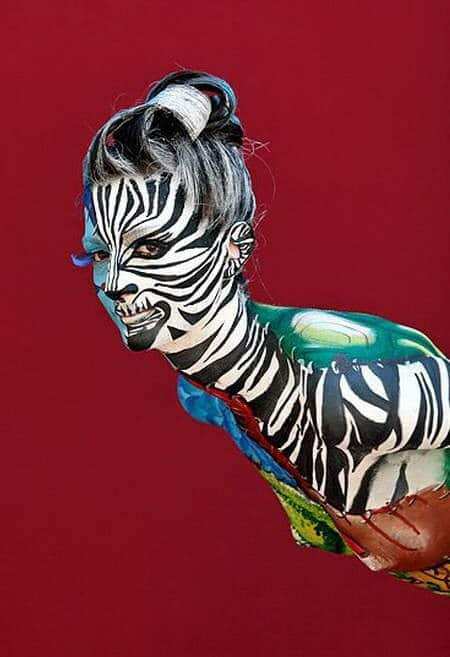 body-art-espectacular-03 Body Painting