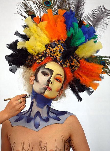 body-art-espectacular-05 Body Painting