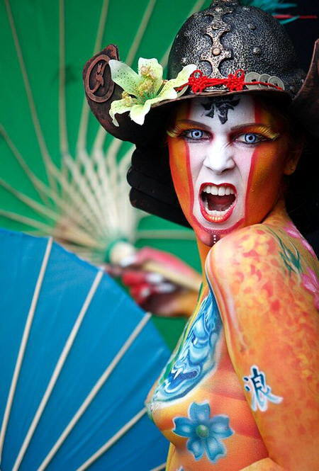 body-art-espectacular-07 Body Painting