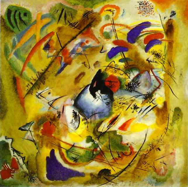 kandinsky_Dreamy-Improvisation.-1913