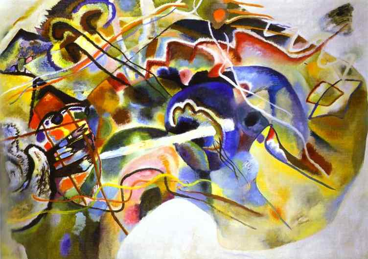 kandinsky_Picture-with-White-Border.-1913