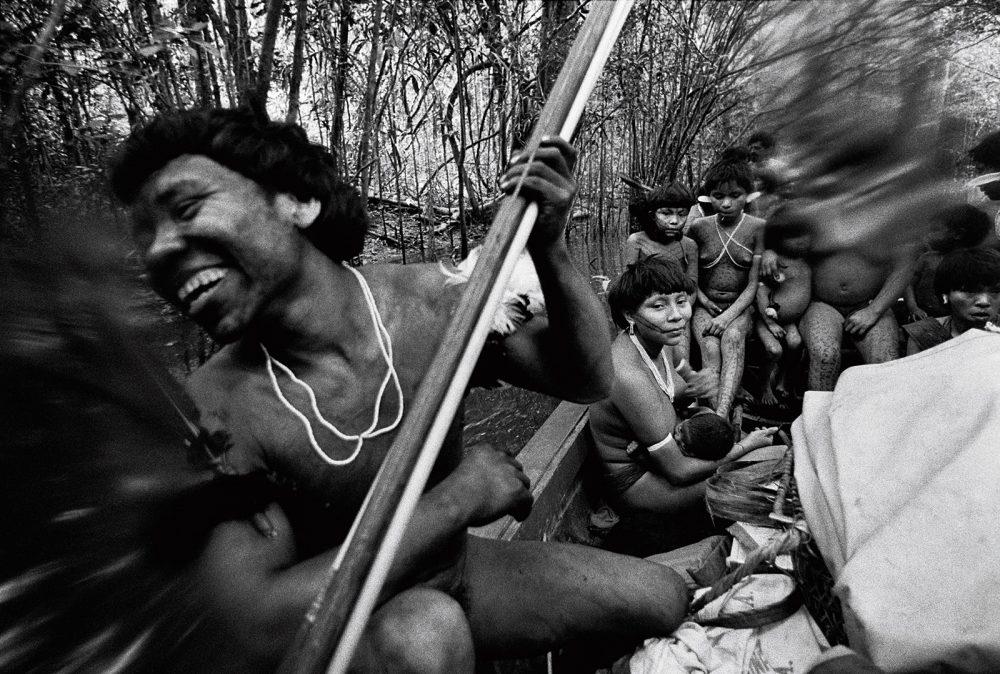 la tribu Yanomami de Brasil 2